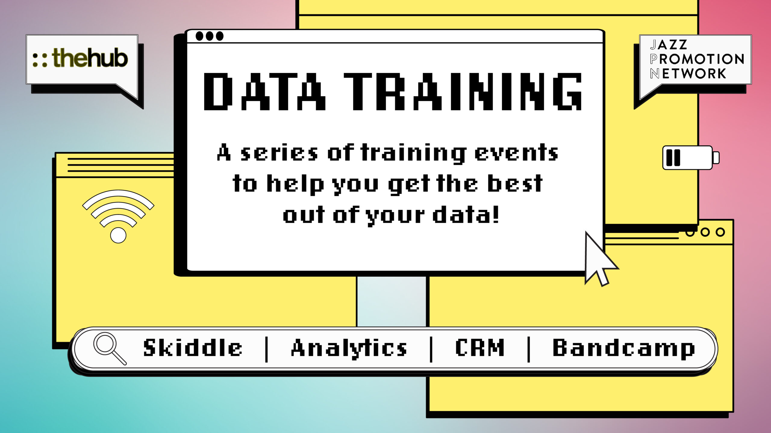 Launch of our Data Training Series 2021